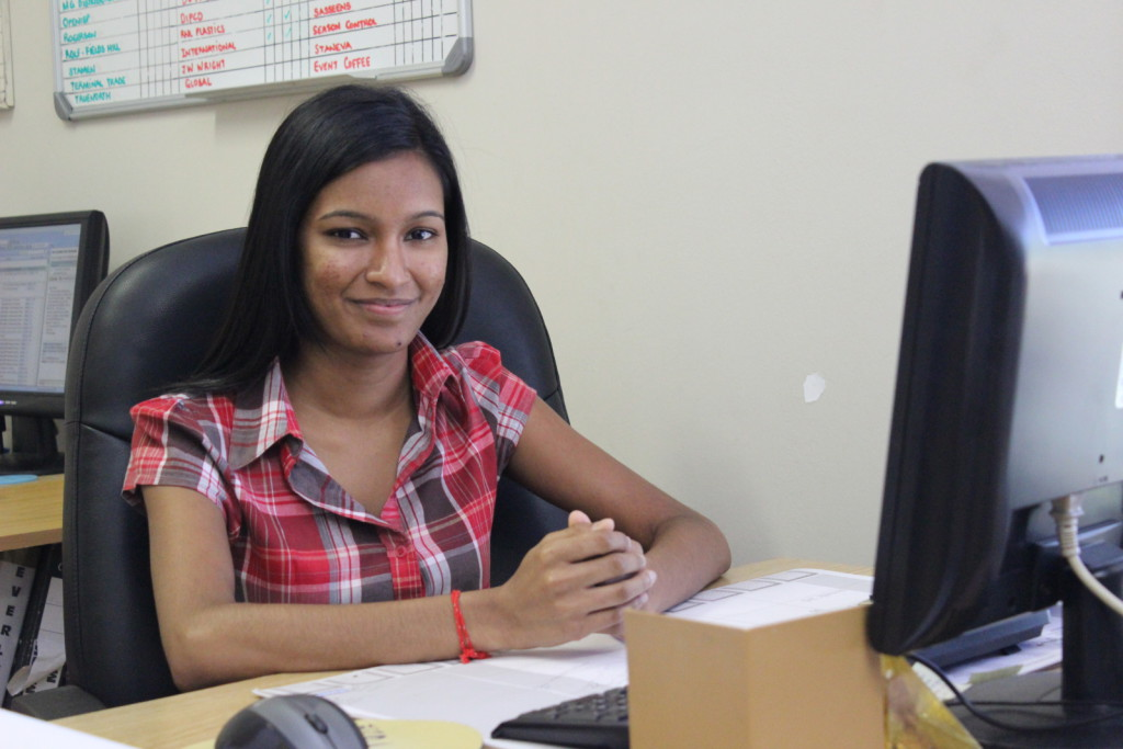 Narisha Ramdeen - Accountant at Omni Business